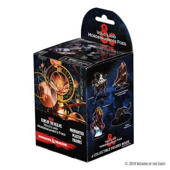 D&D Fantasy Miniatures: Icons of the Realms: Volo & Mordenkainen's Foes - Standard Booster Pack