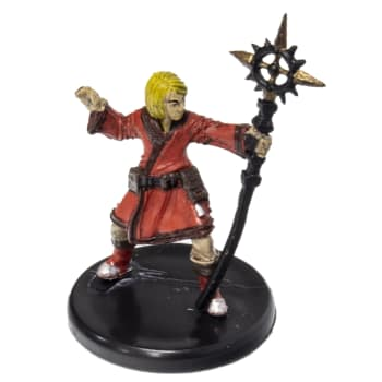 Apprentice Wizard (Red Robe) - 08a