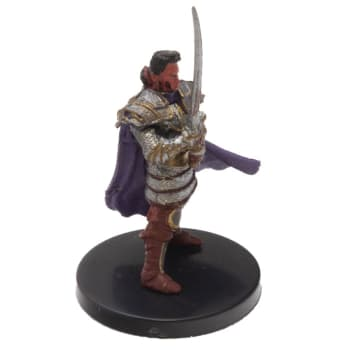 Human Paladin of the Oath of Vengeance - 23