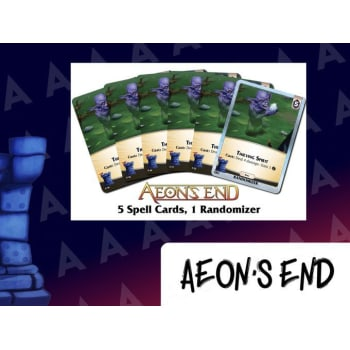 Aeon's End: Theiving Sprit - Dice Tower Promo