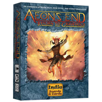 Aeon's End: Return to Gravehold Expansion