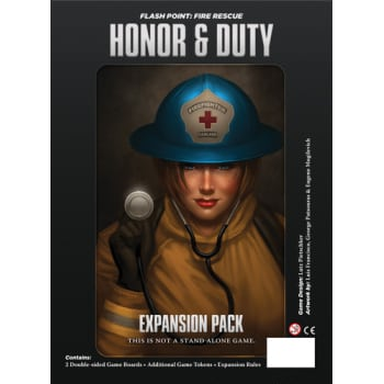 Flash Point Fire Rescue: Honor & Duty Expansion