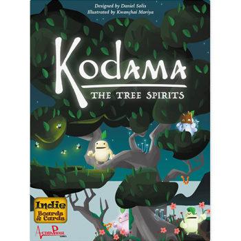 Kodama: The Tree Spirits Second Edition