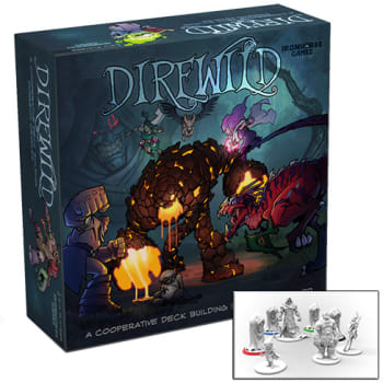 Direwild (with Miniatures)