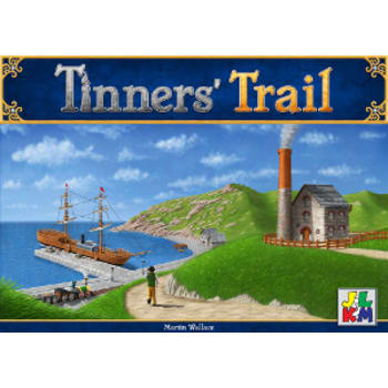 Tinner's Trail Board Game