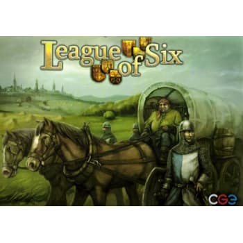 League of Six Board Game