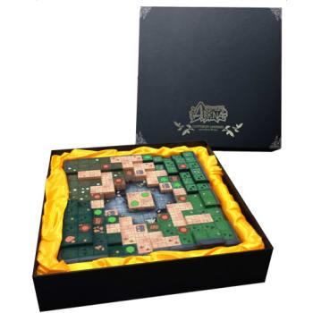 Krosmaster Arena: 3D Game Board