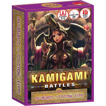 Kamigami Battles: Avatars of Cosmic Fire Expansion