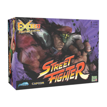 Exceed: Street Fighter - M. Bison Box