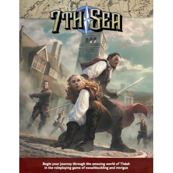 7th Sea: Second Edition - Core Rulebook