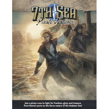 7th Sea: Second Edition - Pirate Nations