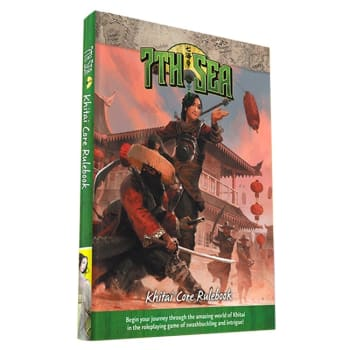 7th Sea: Second Edition - Khitai Core Rulebook