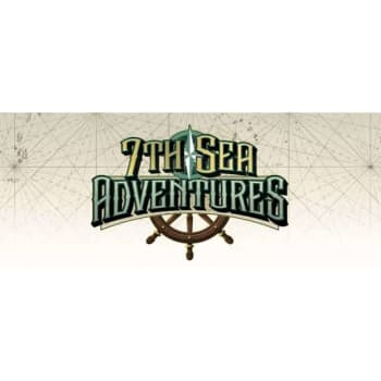 7th Sea: Second Edition - 10 Adventures