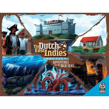 The Dutch East Indies: Adventures on the High Seas