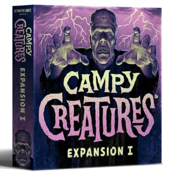 Campy Creatures - Second Edition: Expansion I