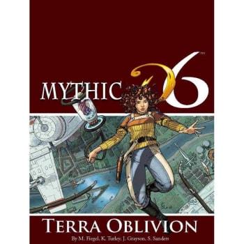 Mythic D6: Terra Oblivion