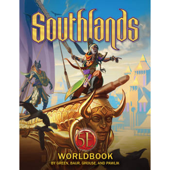Southlands: Worldbook - 5th Edition
