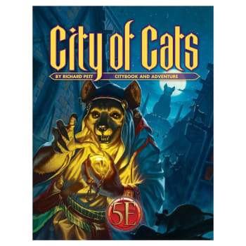 Southlands: City of Cats - 5th Edition