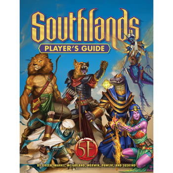 Southlands: Player's Guide - 5th Edition