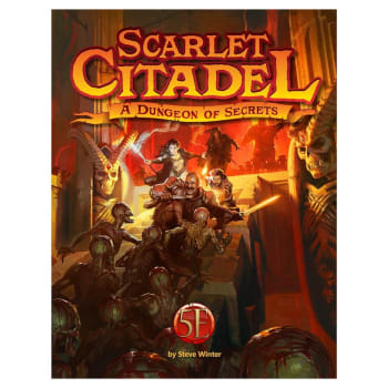 Dungeons & Dragons: Scarlet Citadel (Fifth Edition)
