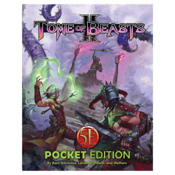 Tome of Beasts 2 - Pocket Edition (5th Edition)