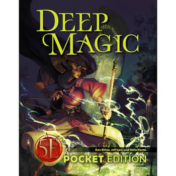 Deep Magic - Pocket Edition (5th Edition)