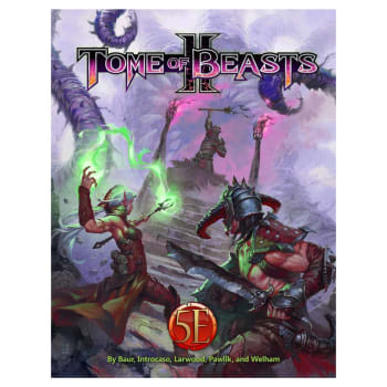 Tome of Beasts 2 (5th Edition)