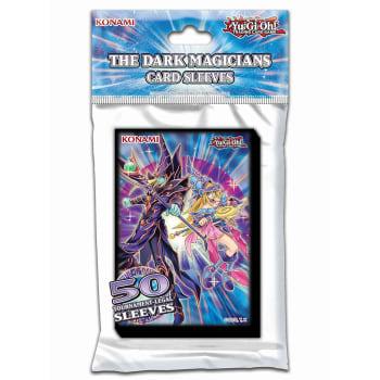 Yu-Gi-Oh! Sleeves: Dark Magicians