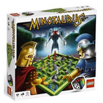 LEGO: Minotaurus