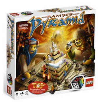 LEGO: Ramses Pyramid