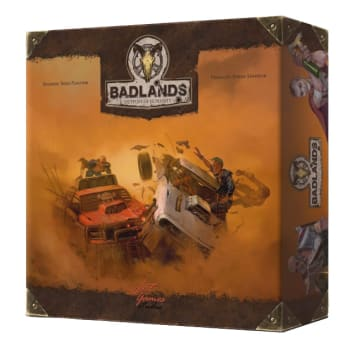 Badlands: Outpost of Humanity (Retail Version)