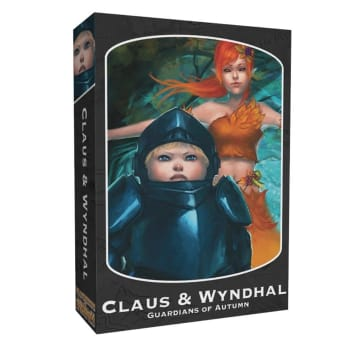 BattleCON: Claus and Wyndhal Solo Fighter Expansion
