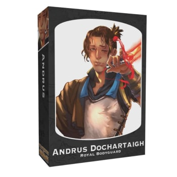 BattleCON: Andrus Dochartaigh Solo Fighter Expansion