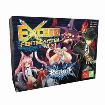 Exceed: Blazblue - Hazama Box