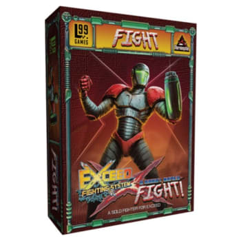 Exceed: A Robot Named Fight!