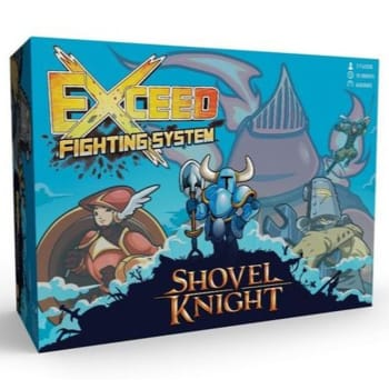 Exceed: Shovel Knight - Hope Box