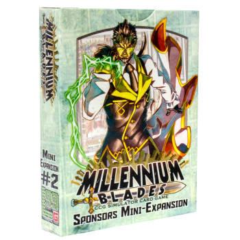 Millennium Blades: Sponsors Expansion