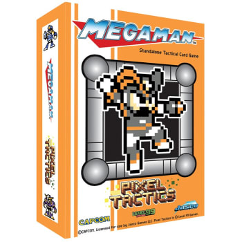 Pixel Tactics: Bass Orange Box