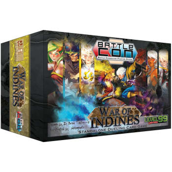 BattleCON: War of Indines Remastered Edition