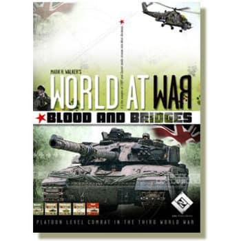 World at War: Blood and Bridges Board Game