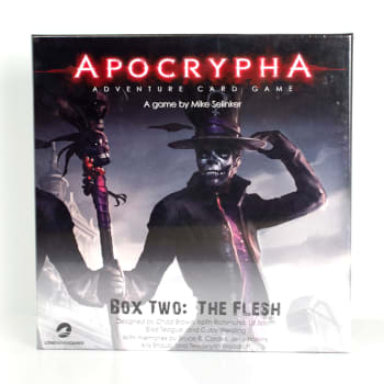Apocrypha Adventure Card Game: The Flesh