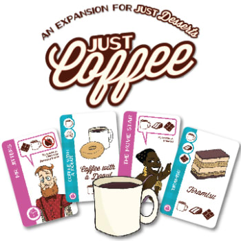 Just Desserts: Just Coffee Expansion