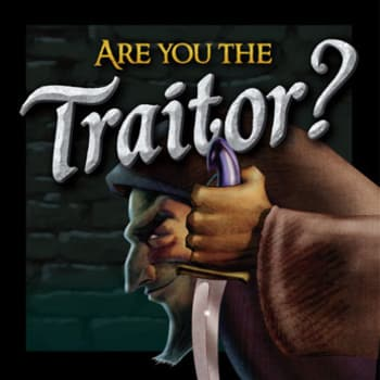 Are You the Traitor? Card Game