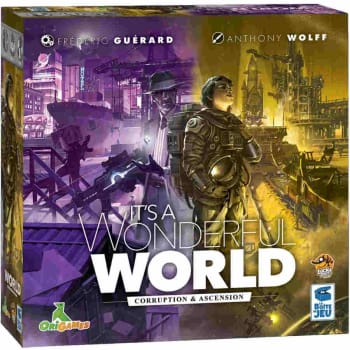 It's a Wonderful World: Corruption & Ascension Expansion