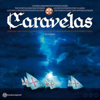 Caravelas Board Game