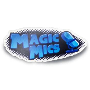 Magic Mics Magnet
