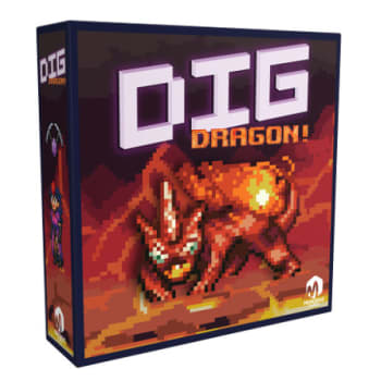 DIG - Dragon! Expansion