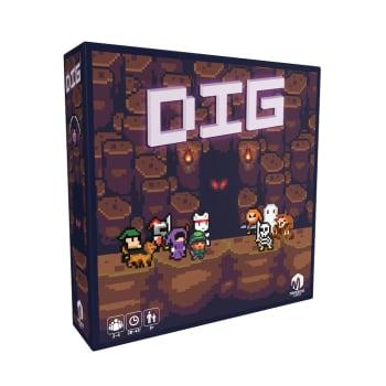 DIG Board Game