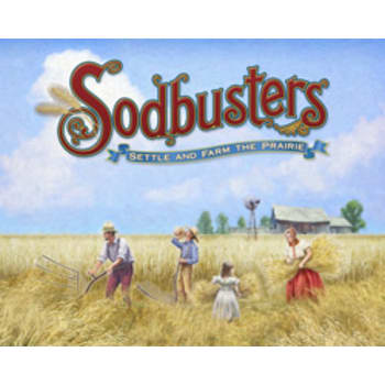 Sodbusters Board Game