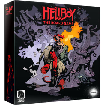 HellBoy: The Board Game Collector's Edition